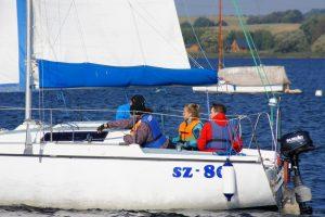 Egzamin na patent żeglarza